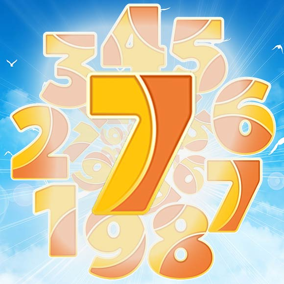 Numerology Forecast for a 7 Personal Year; you experience a strong tendency to spend more time alone