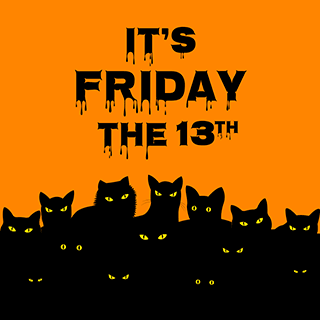 Friday the 13th plays a special role in numerology