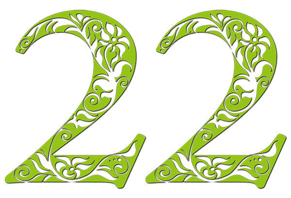 Numerology's First Period Cycle 22 - This cycle carries enormous potential for establishing a lasting institution