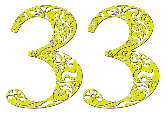 Numerology Life Path 33; The Master Teacher. The 33, like the 11 and the 22, is considered a Master number.