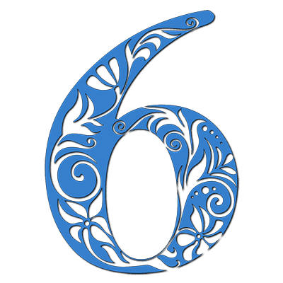 Numerology's First Period Cycle 6 - June; A time of family, responsibility, and duty.