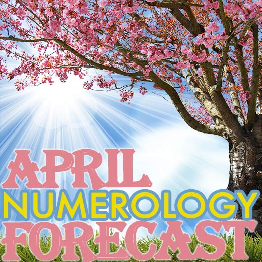 Numerology Forecast for Sun Number 2 for April 2021