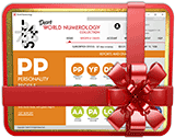 Christmas special; up to 36% off the World Numerology app