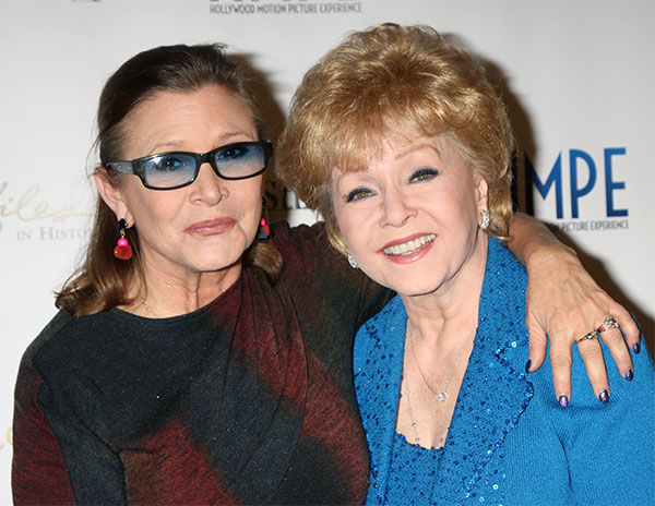 A Numerology Analysis of Debbie Reynolds and Carrie Fisher, by numerologist Hans Decoz