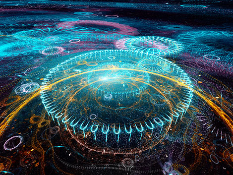 The next nine year cycle viewed from a numerology perspective, promises an information overload