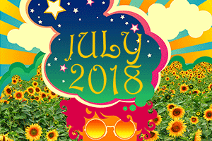 Numerology Reading; your personal forecast for July 2018