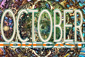 Numerology Forecast Predictions for October 2020