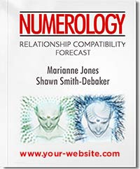 Relationship Compatibility Numerology Forecast; your individual evolution can affect the harmony of your partnership.