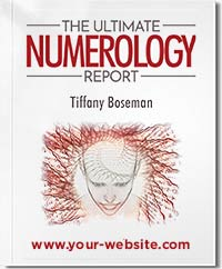 The Ultimate Numerology report; Our 4 most personal, in-depth readings into a single report.