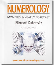 Yearly Numerology Forecast by numerologist Hans Decoz