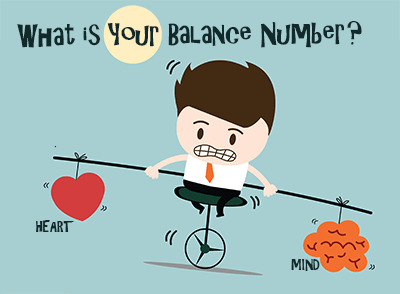 Your Balance number in your numerology chart becomes more important when you are off-balance