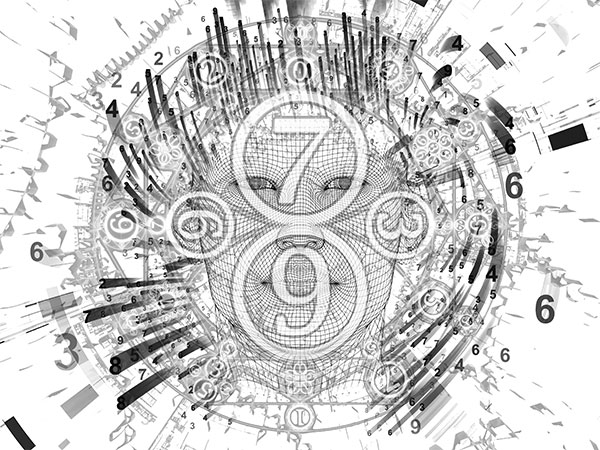 The core numbers in your numerology chart: Expression, Heart's Desire, Personality, Life Path, Birth Day