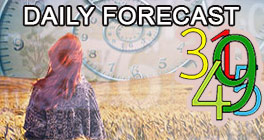 Check your free Daily Numerology Forecast