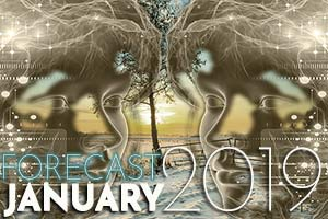 January 2019 Numerology Forecast - see also our 2019 Global Forecast
