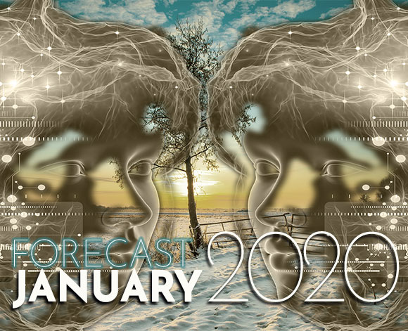 Numerology Forecast for Sun Number 7 for January 2020