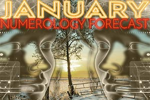 Numerology Forecast Predictions for January 2021