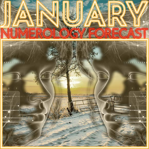 Numerology Forecast for Sun Number 2 for January 2021