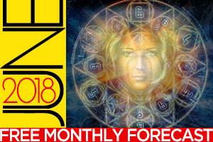 Your personal numerology forecast for June 2018