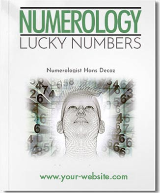 The Lucky Number numerology report reveals your lifetime lucky numbers as well as those based on your cycles.