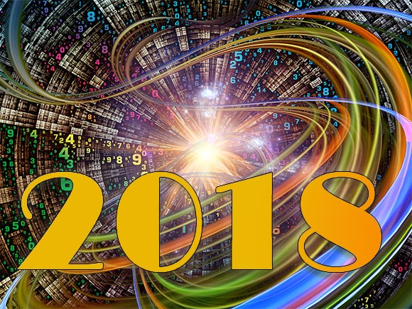 2018 Numerology Forecast talks about the Information Chaos and the many changes we can expect for the year ahead