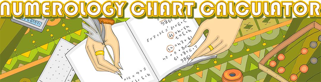 Free Numerology Chart Calculator