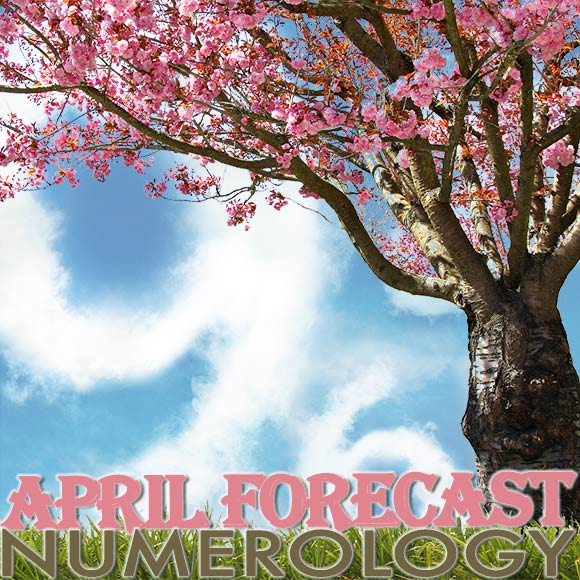 Numerology Forecast for Sun Number 4 for April 2020