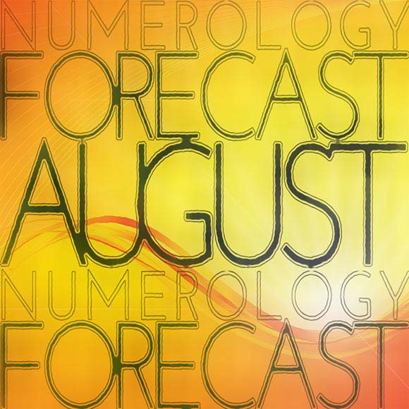 Numerology Forecast for Sun Number 7 for August 2021