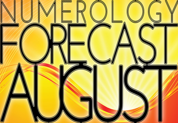 Numerology Forecast: Predictions for August 2019 - for all nine Personal Year numbers.