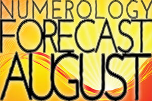 Numerology Forecast Predictions for August 2020