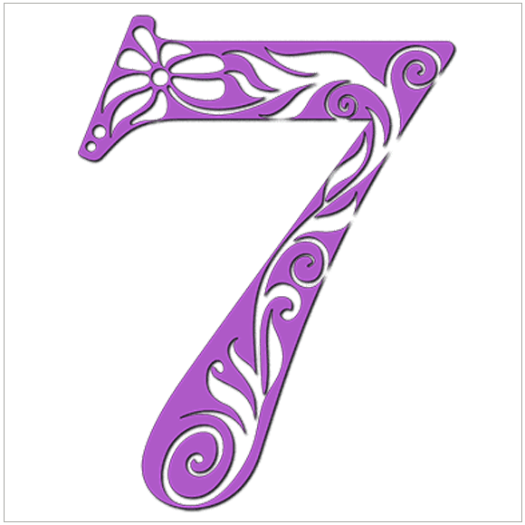 Numerology Life Path 7: You have a clear and compelling sense of yourself as a spiritual being.