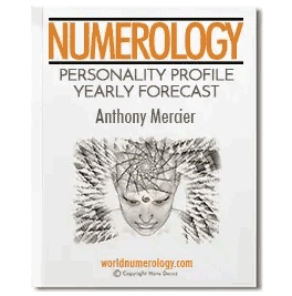 This in-depth numerology report combines your Profile and Yearly/Monthly Forecast.