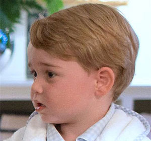 Numerology reading of Prince George