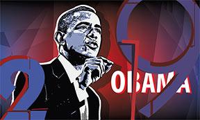 The Numerology of President Barack Obama.
