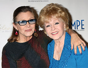 Numerology reading of Carrie and Debbie Fisher