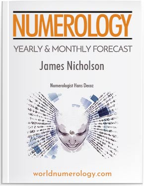 1-Year Numerology Forecast, includes monthly numerology predictions.