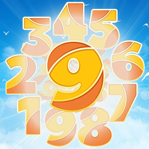 Numerology Forecast for a 9 Personal Year; finish up all unfinished business