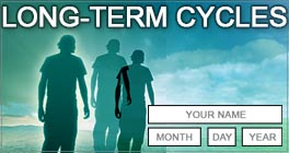 You experience three major cycle changes - find out at what age your most pivotal years are.