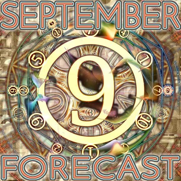Numerology Forecast for September 2021